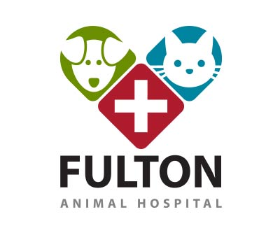 Logo Design for Fulton Animal Hospital by Snyder Advertising Wooster Ohio
