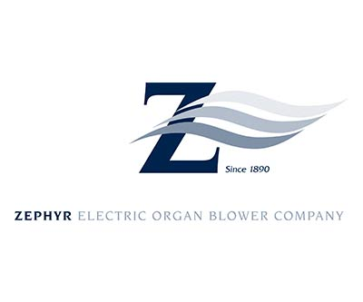 Logo Design for Zephyr Electric Blower Company by Snyder Advertising Wooster Ohio