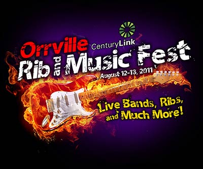 Music Festival Logo Design by Snyder Advertising Wooster Ohio