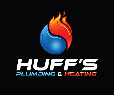Logo Design for Huff's Plumbing & Heating by Snyder Advertising Wooster Ohio