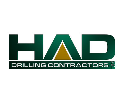 Logo Design for HAD Drilling Contractors by Snyder Advertising