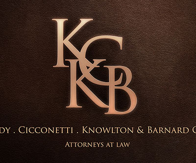 Logo Design & Branding for KCKB Law by Snyder Advertising in Wooster Ohio