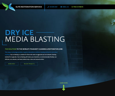 Website design by Snyder Advertising - Wooster, Ohio