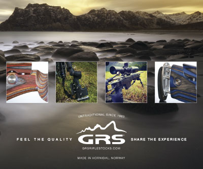 Product Catalog Design for GRS Rifle Stocks