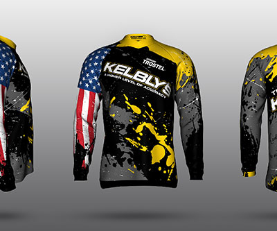 Jersey Design for Kelbly's Rifles