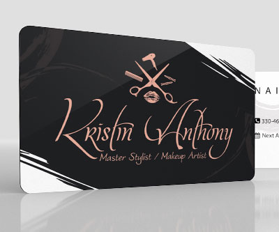 Logo Design & Business Card for Kristin Anthony
