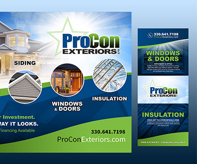Trade Show Display Design for ProCon Exteriors