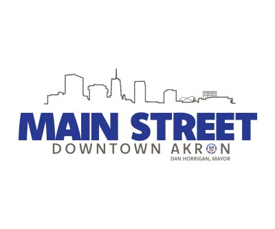 Logo Design for Main Street Akron