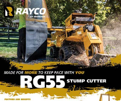 Product Sales Sheet Design for Rayco