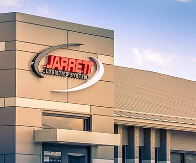 Commercial Photography for Jarrett Companies