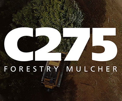 Teaser Video Production for RAYCO C275 Forestry Mulcher by Snyder Advertising in Wooster, Ohio