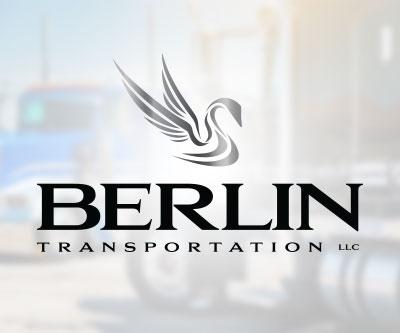 Berlin Transportation Logo Design