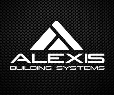 Alexis Building Systems Logo Design & Branding