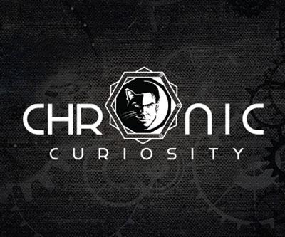 Chronic Curiosity Podcast Logo Design