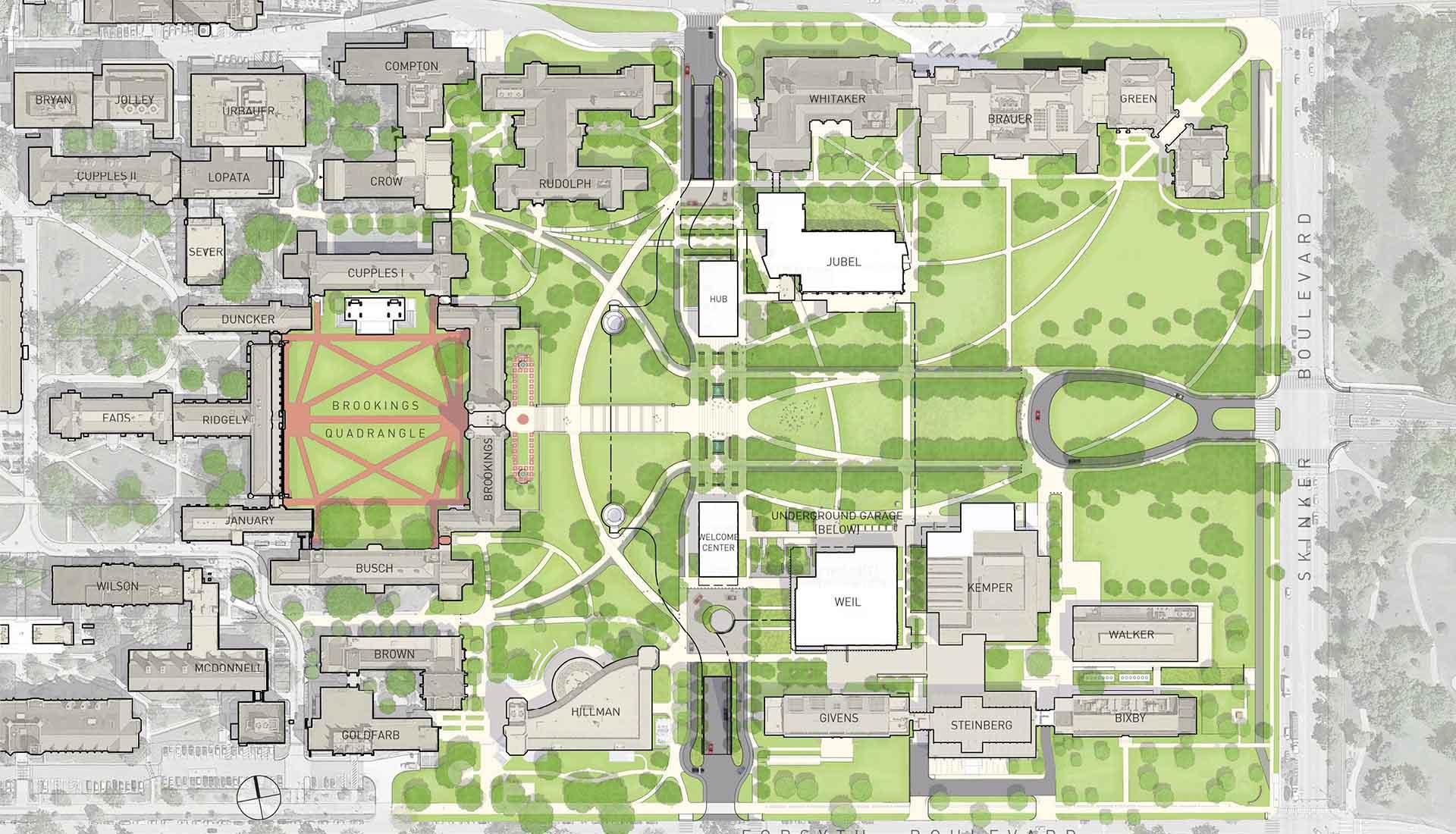 Arbolope Studio | Landscape Architects + Urban Designers | East End Central Landscape