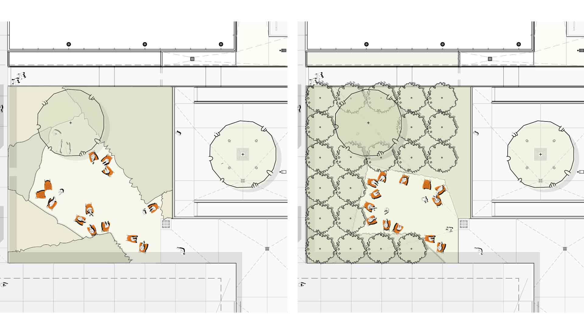 Arbolope Studio | Landscape Architects + Urban Designers | Central Plaza