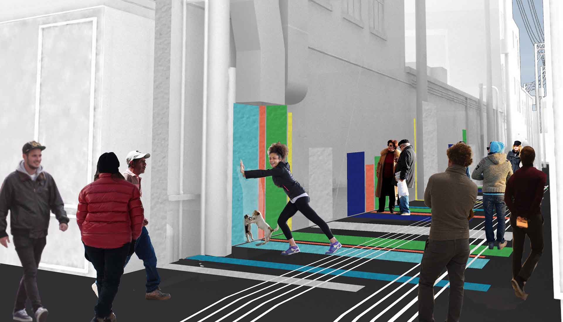 Arbolope Studio | Landscape Architects + Urban Designers | The Score