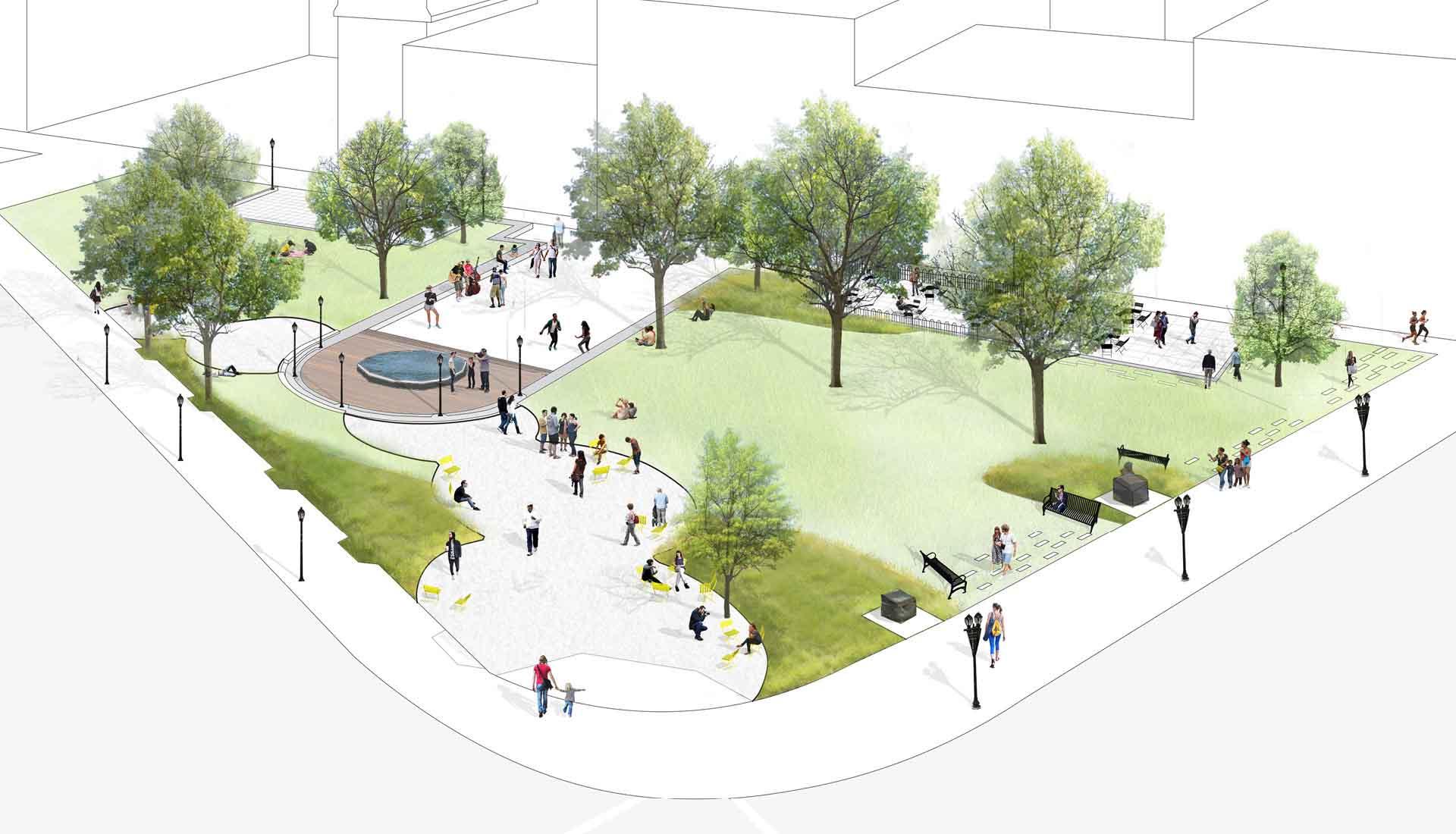 Arbolope Studio | Landscape Architects + Urban Designers | Strauss Park