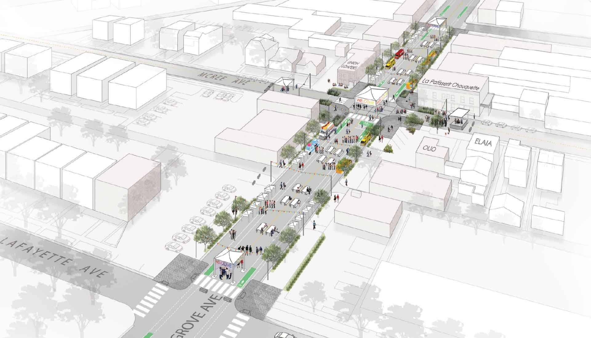 Arbolope Studio | Landscape Architects + Urban Designers | Tower Grove Streetscape Vision