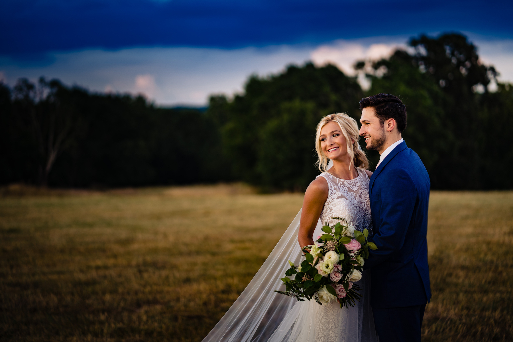 Bride and Groom. Learn About Osage House Wedding and Event Venue in Northwest Arkansas.
