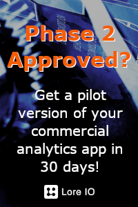 Ad - Commercial Analytics App