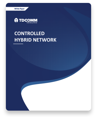 Controlled Hybrid Network