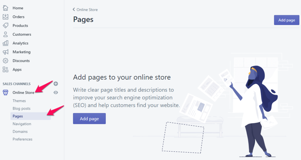 How to Add an About Us Page in Shopify (and what to include to make
