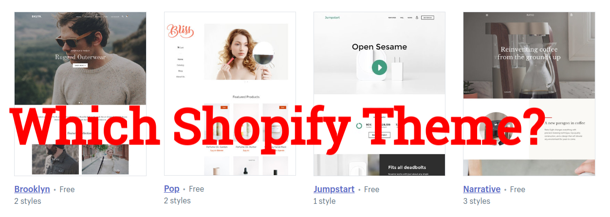 How to Find Out Which Shopify Theme a Store is Using | Shogun