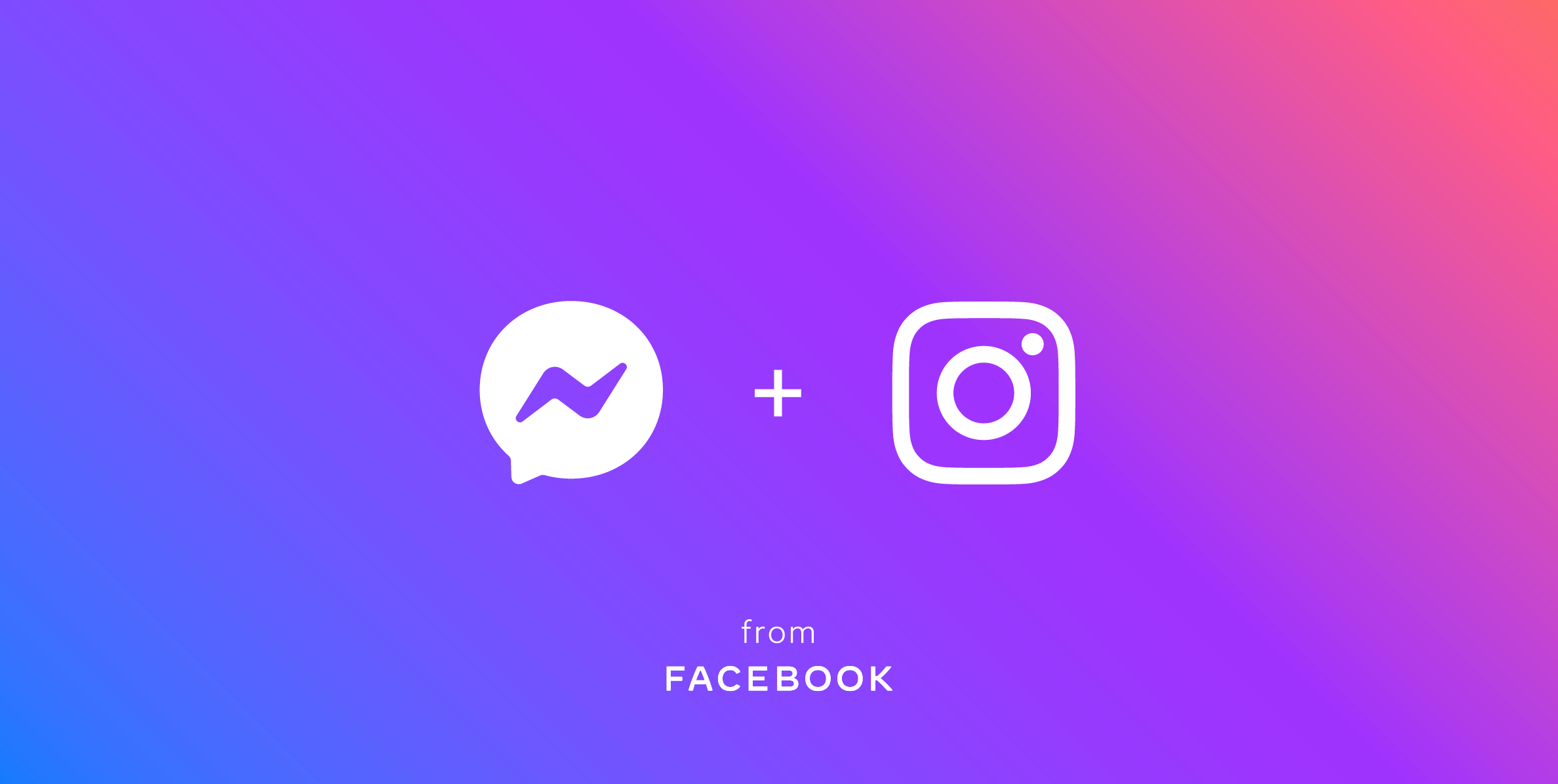 Good news: Facebook's Messenger API will support Instagram messaging