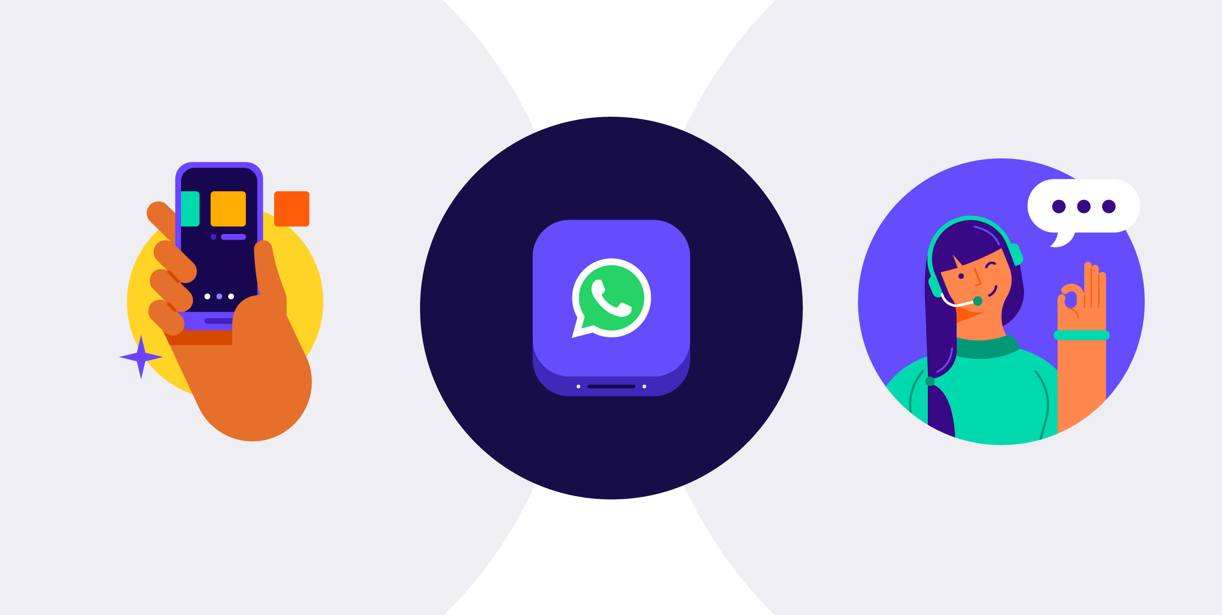 Four steps to integrate WhatsApp API to your business