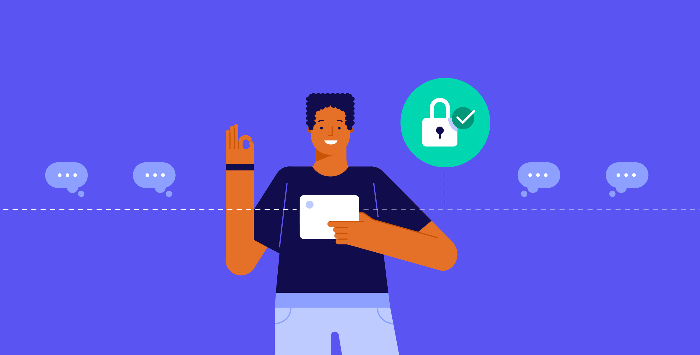 5 reasons to trust your privacy and data with Yalo