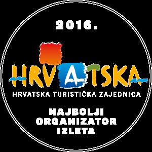Hrvatska HTZ nagrada najbolji organizator izleta