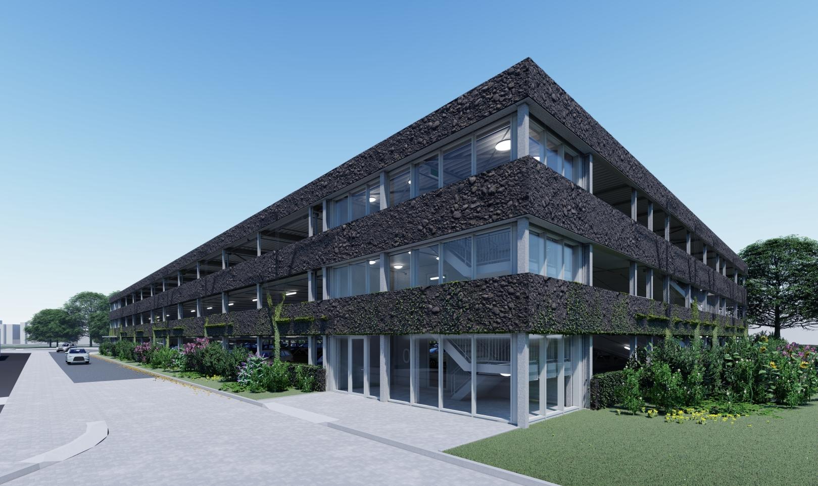 Contract voor bouw parkeergarage LangeLand Ziekenhuis Zoetermeer