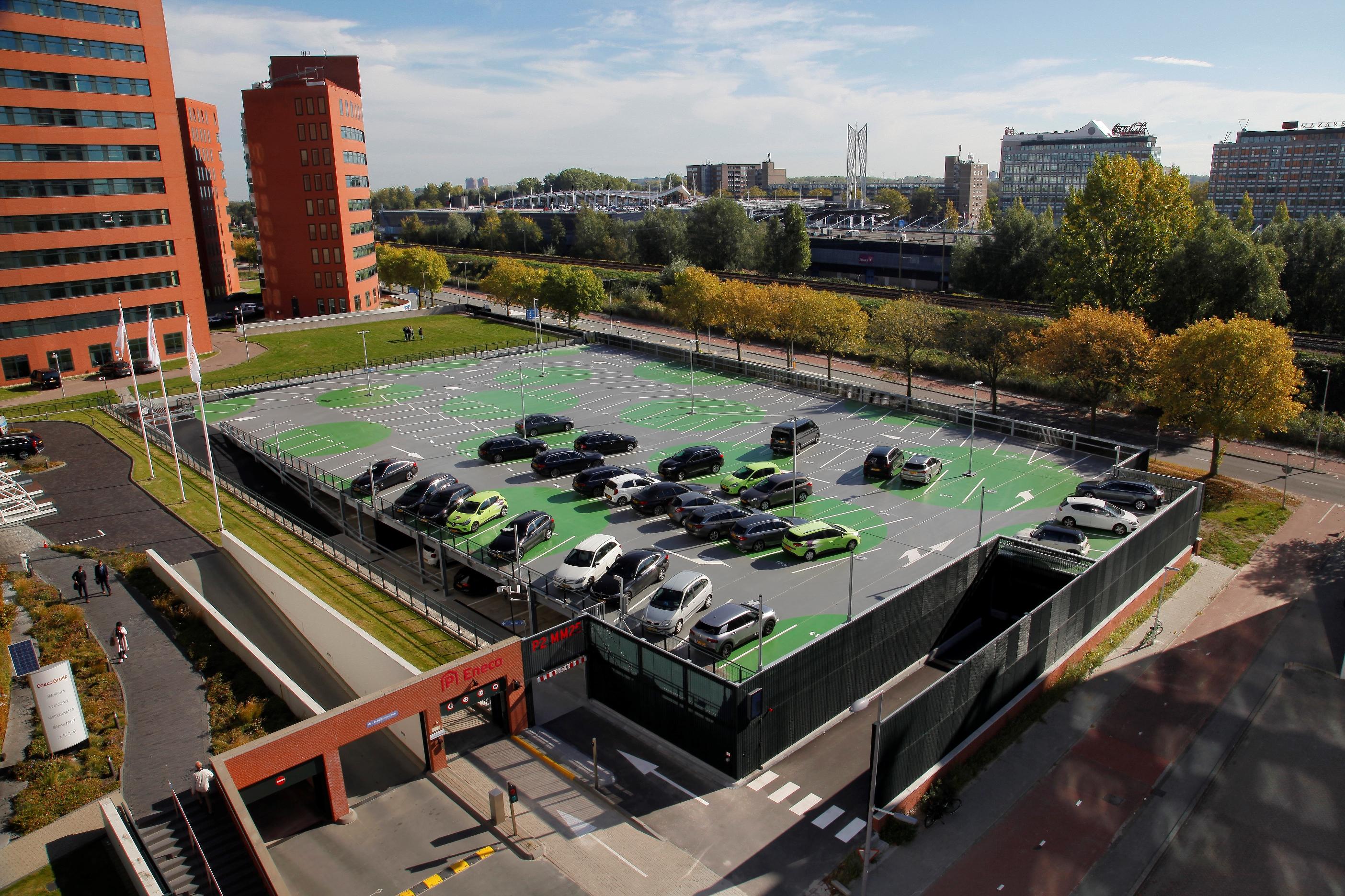Parkeergarages: parkeertrends in 2018