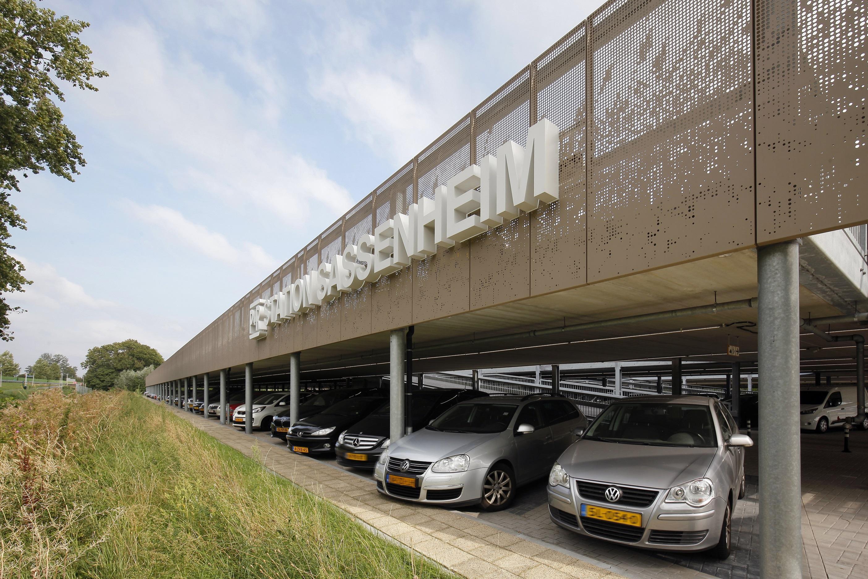 P+R Sassenheim