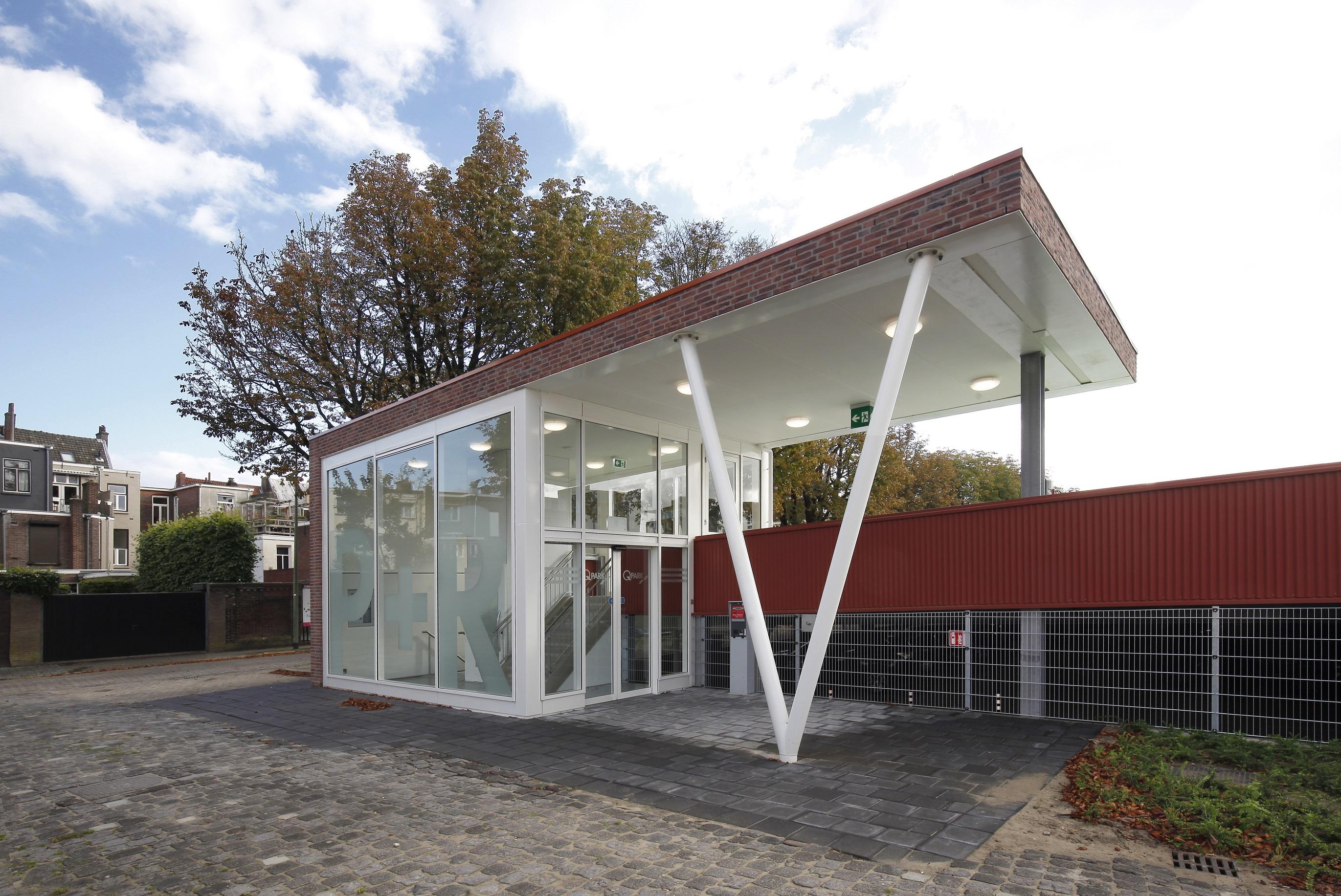 P+R 's-Hertogenbosch