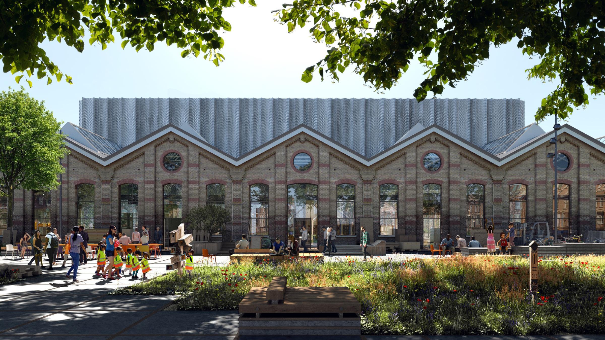 Contintental Car Parks realiseert parkeergarage Wisselspoor Utrecht