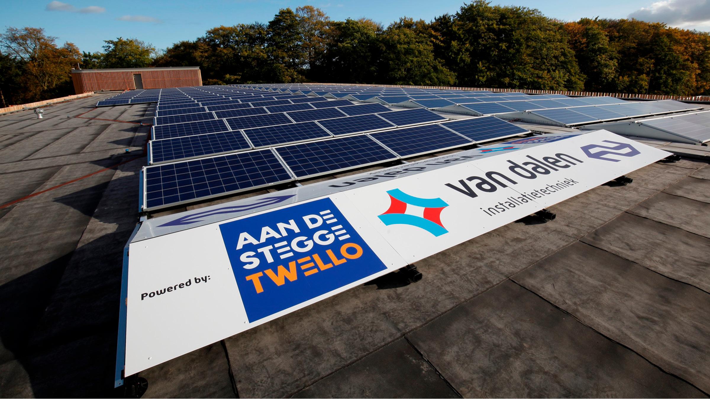 Eerste energieneutrale parkeergarage van Nederland geopend