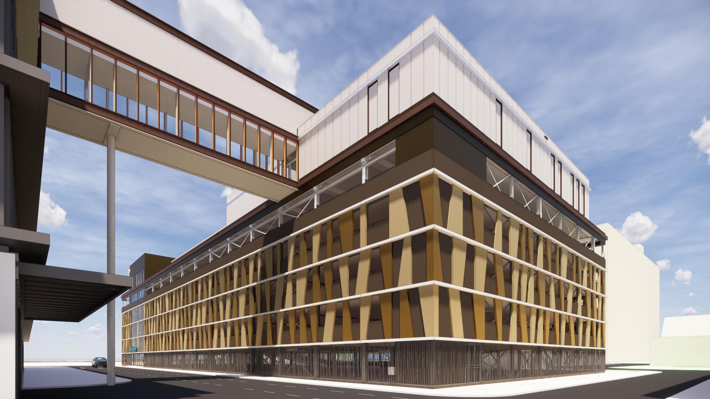 Realisatie nieuw OK-complex Reinier de Graaf Ziekenhuis