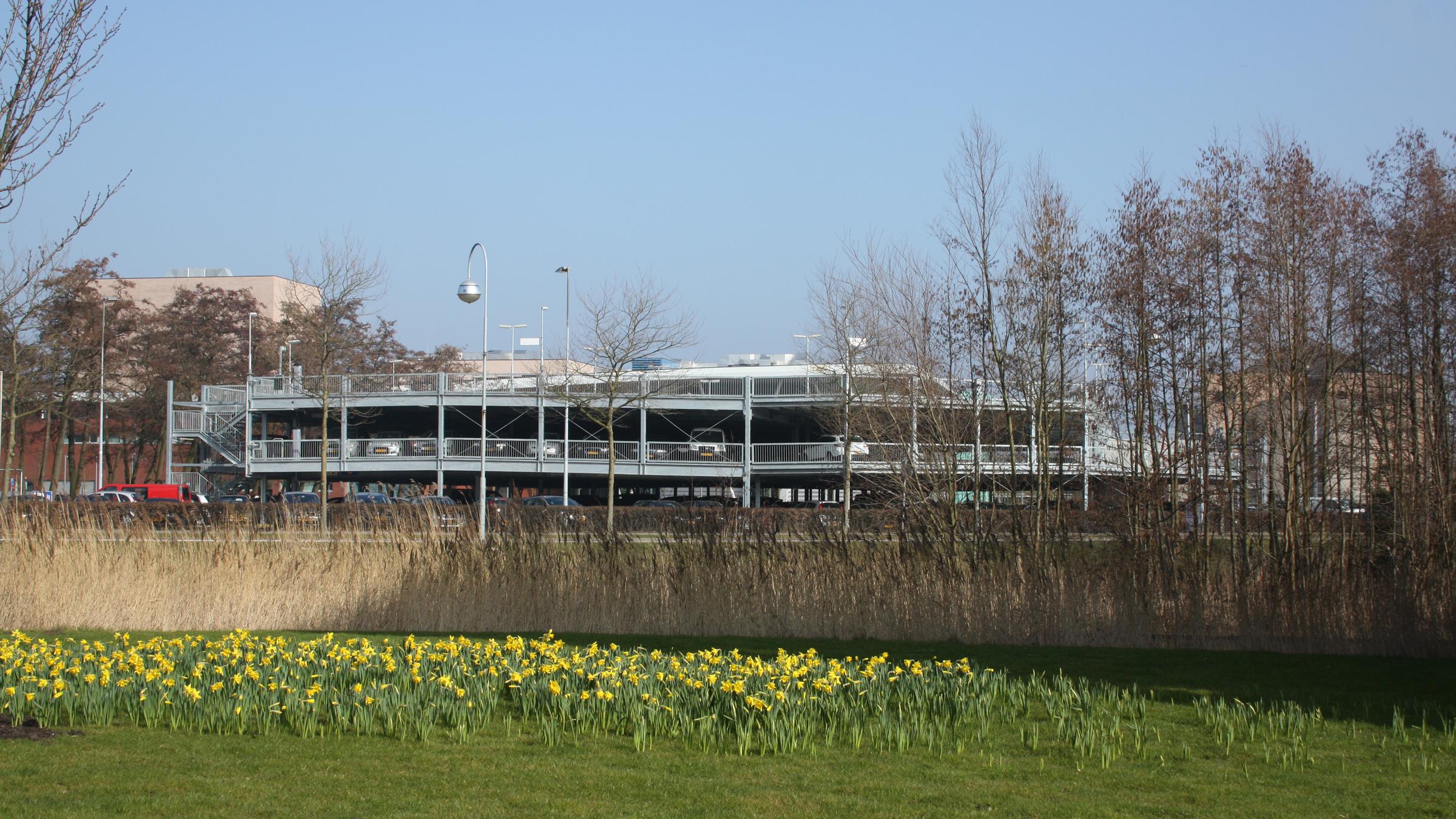 Raadhuisplein Hoofddorp