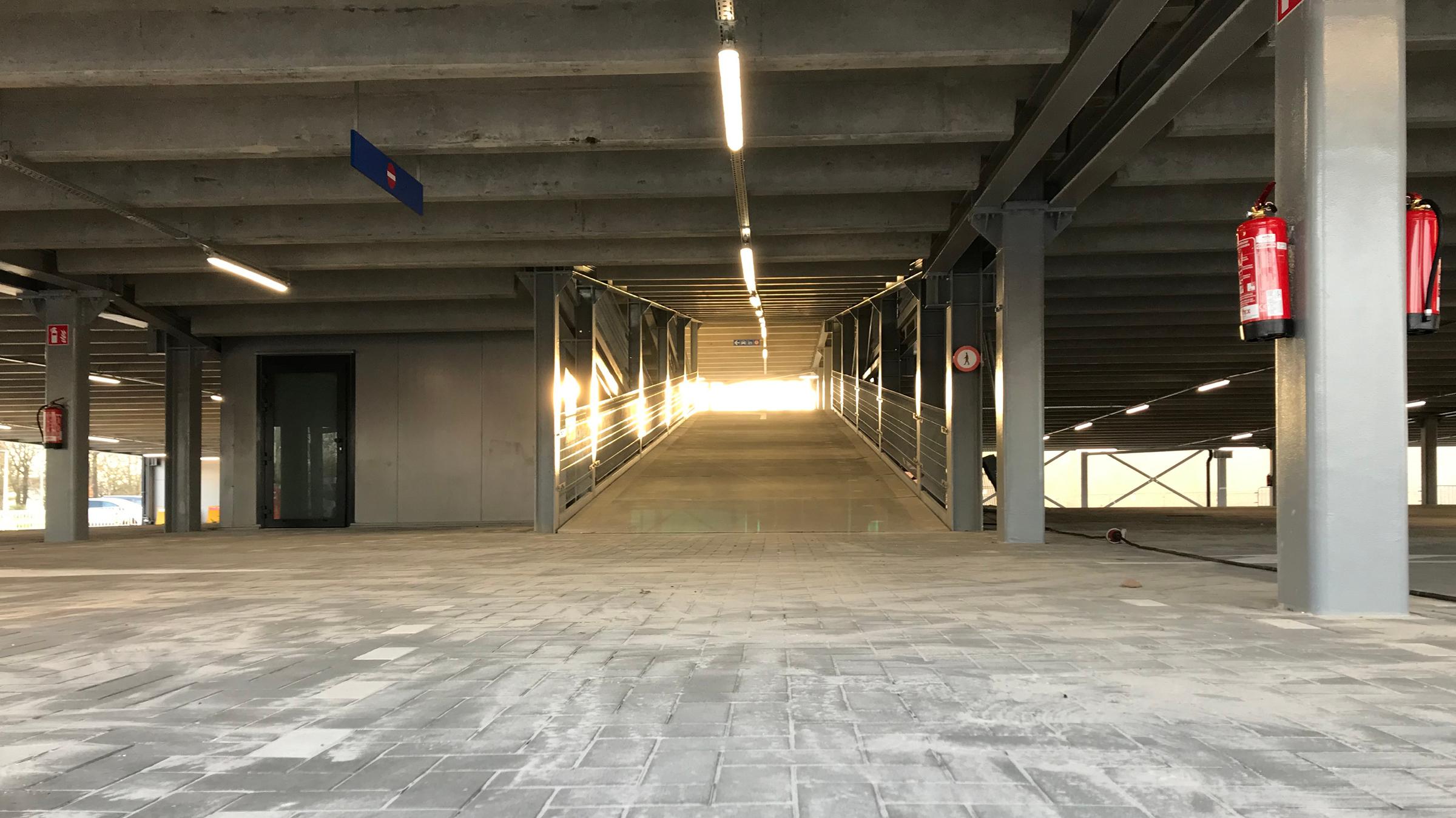 Parkeertoren België