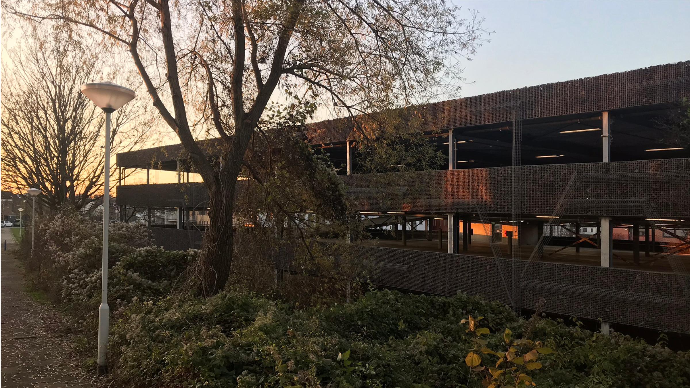 Parkeergarage LangeLand Ziekenhuis Zoetermeer opgeleverd