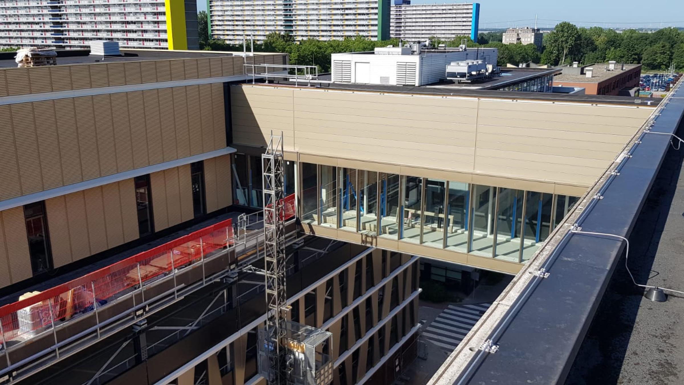 Bouw OK-complex op bezoekersparkeergarage Delft in volgende fase