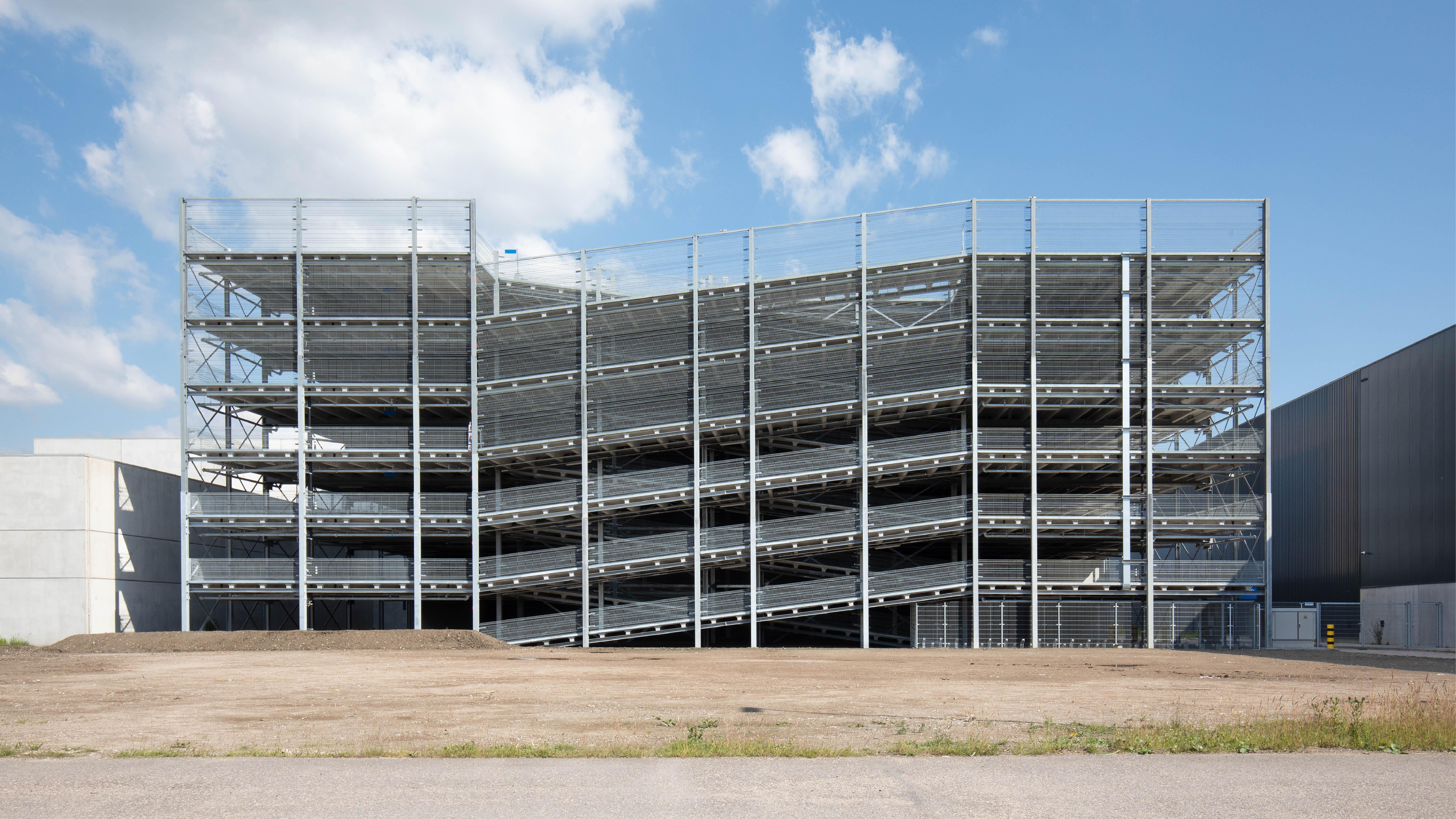 Parkeergarage Schiphol Logistics Park