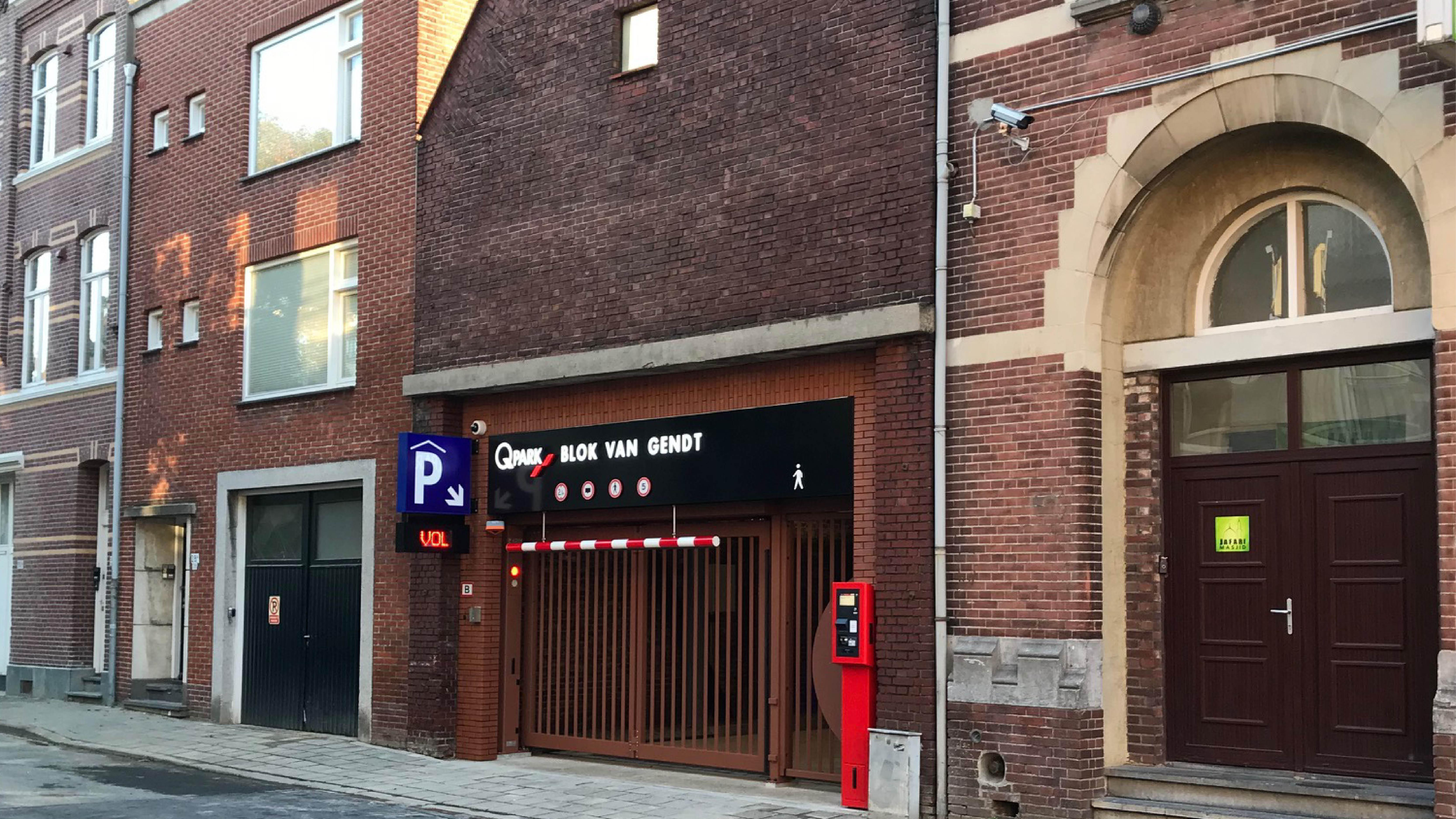 Duurzame parkeergarage Noord-Buitensingel Venlo geopend
