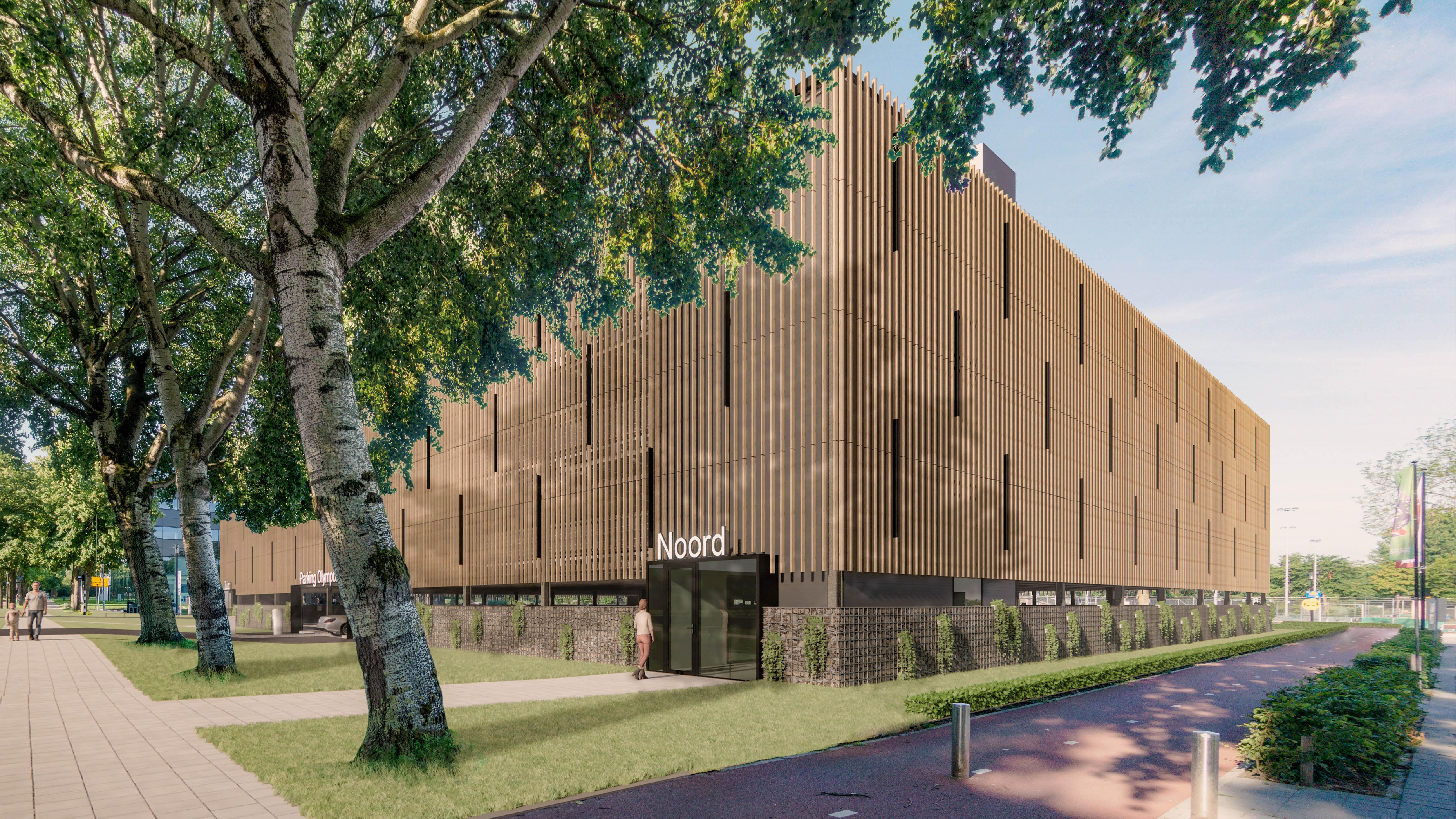 Contract voor realisatie energieneutrale parkeergarage Universiteit Utrecht