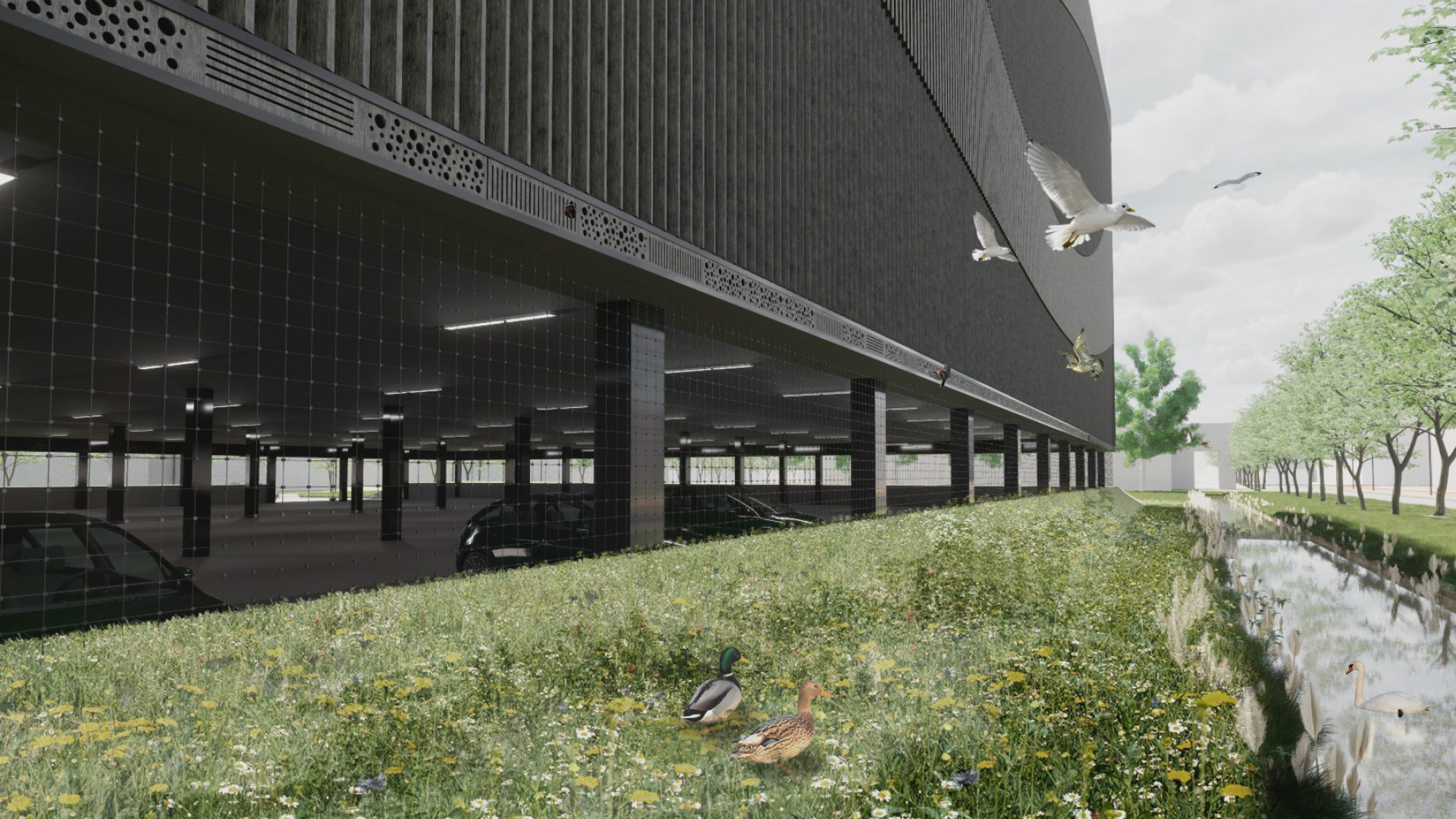 Contract voor nieuwbouw parkeergarage Bio Science Park Leiden