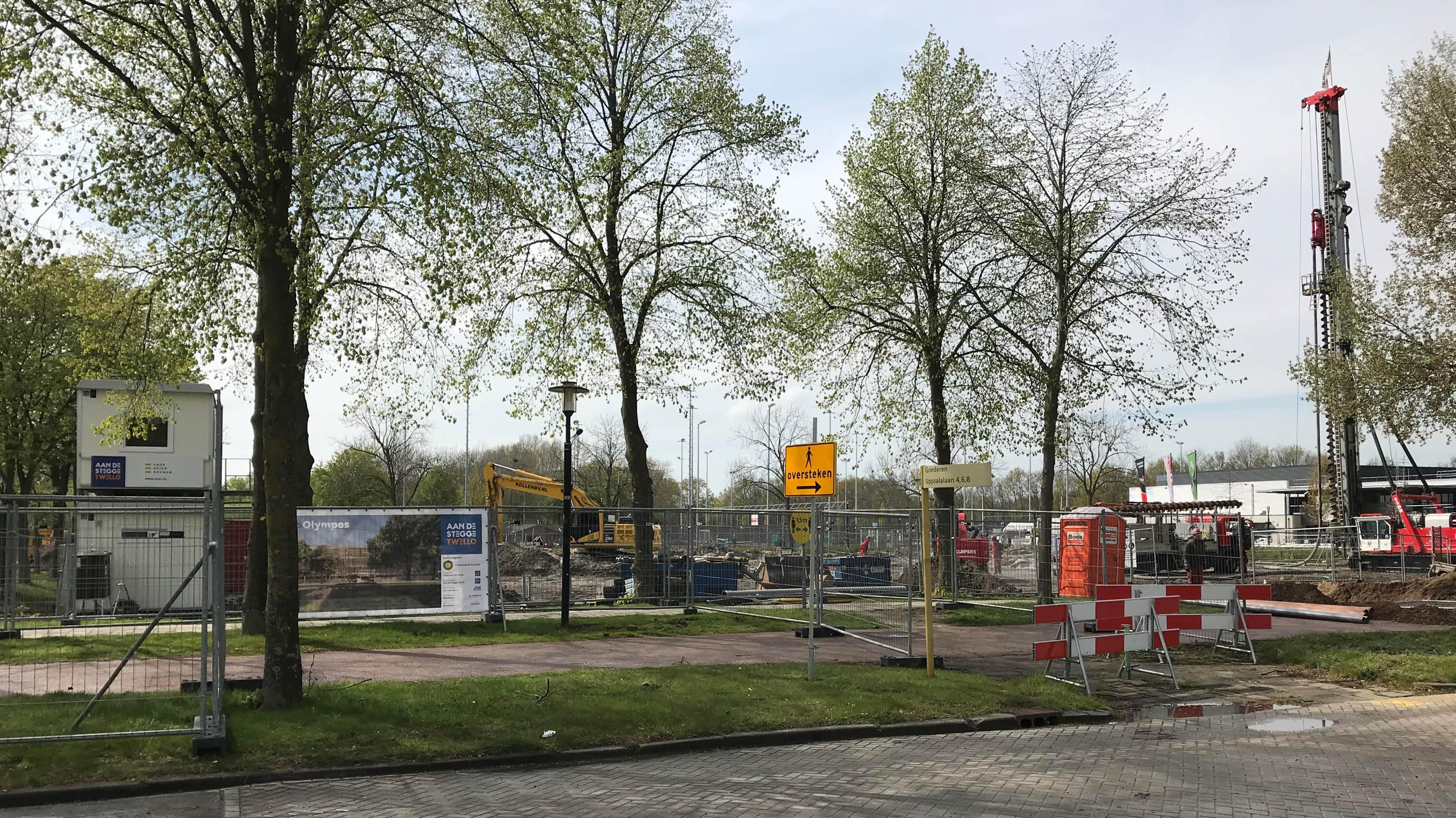 Realisatie energieneutrale parkeergarage Olympos Utrecht gestart