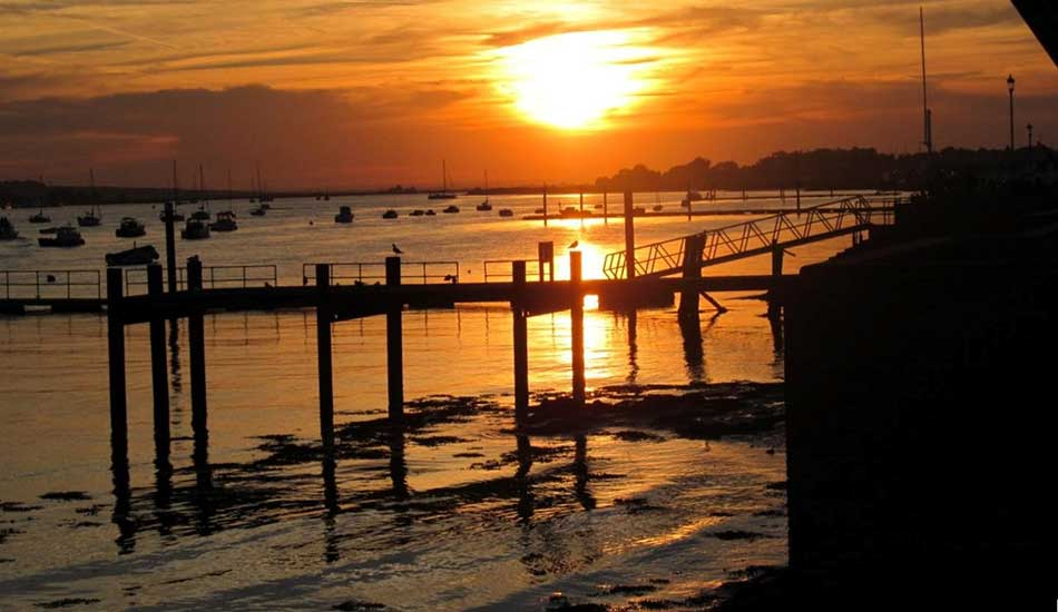 photo of burnham on crouch