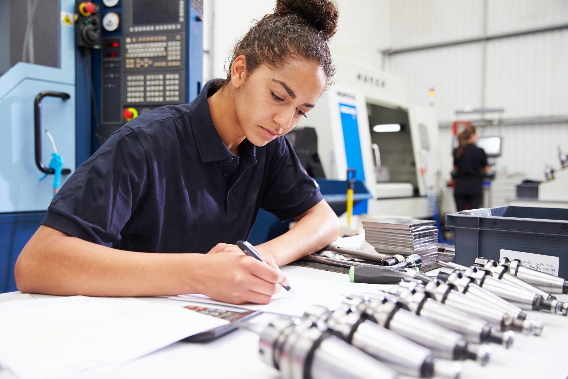 Karrierechancen mit einem Maschinenbau Studium
